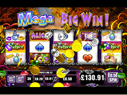 Alice-and-The-Mad-Tea-Party-Slot-WMS-logo2