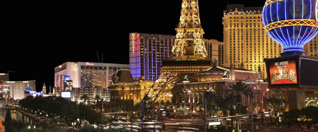 Las-Vegas by night