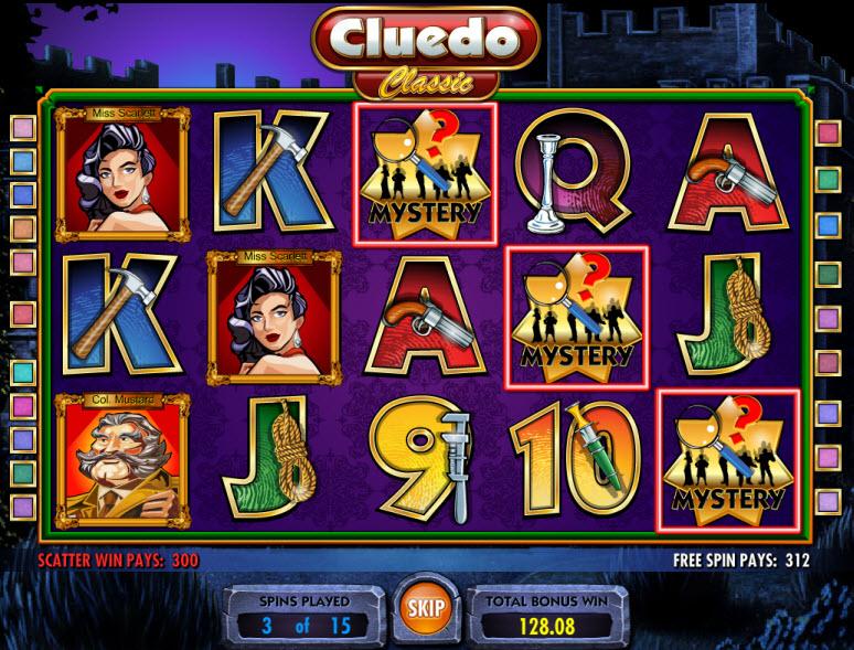 cluedo-slot