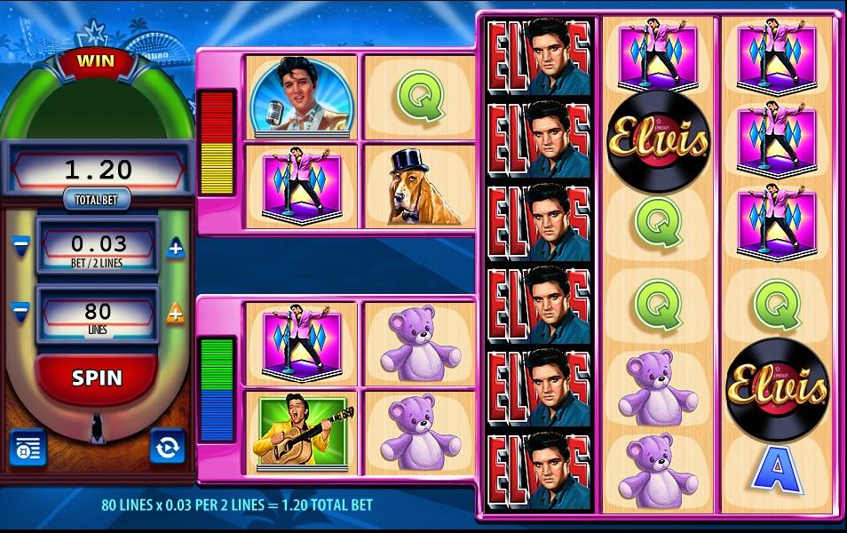 Elvis-the-king-lives-slot