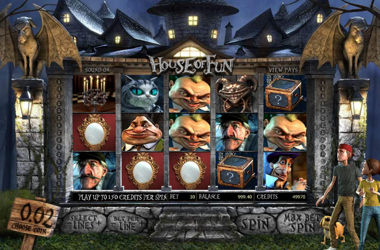 house-of-fun-slots-screenshot