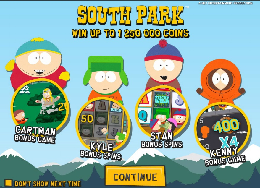 south-park-bonuser